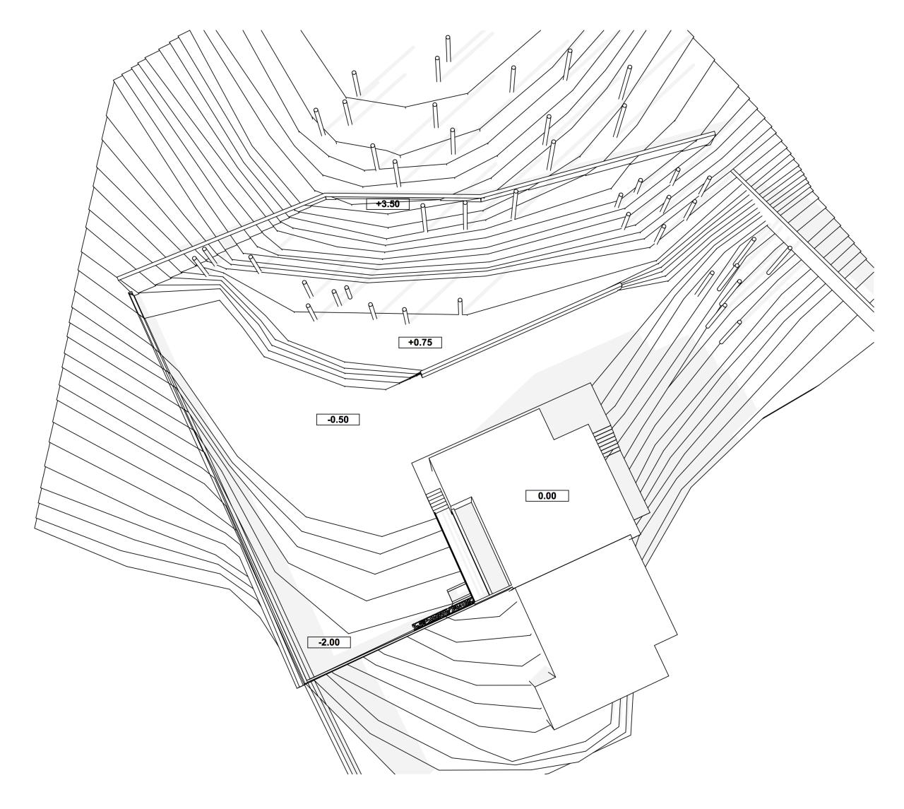 Gyvenamojo namo rekonstrukcija | A2X2 ARCHITEKTAI