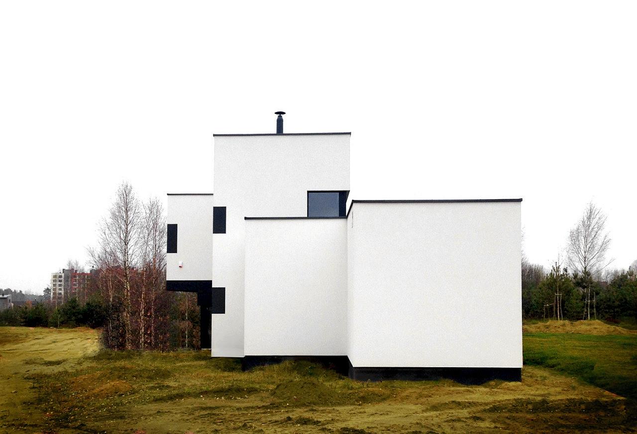 Gyvenamasis namas NDG | A2X2 ARCHITEKTAI