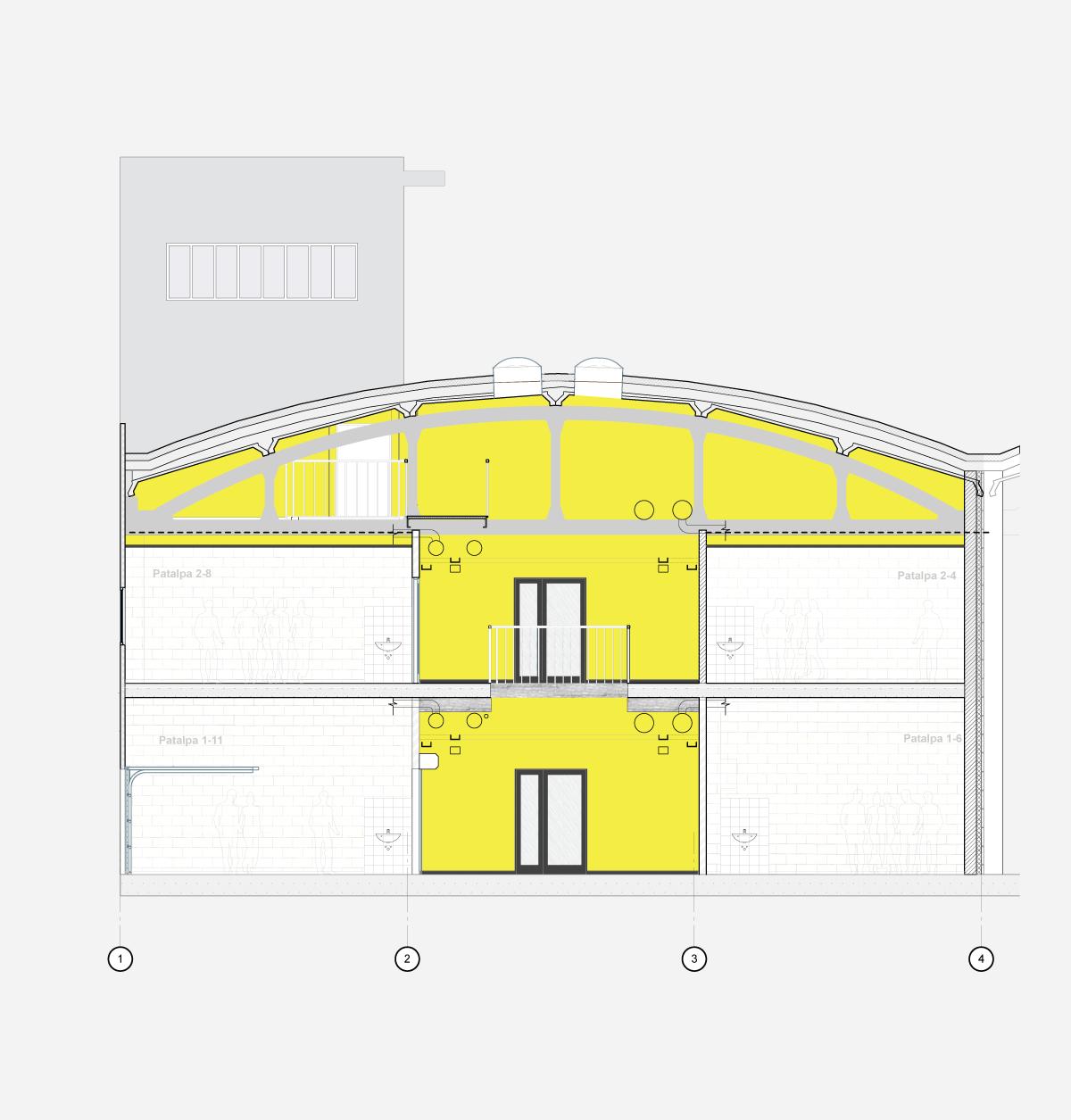 LinkMenų fabrikas | A2X2 ARCHITEKTAI
