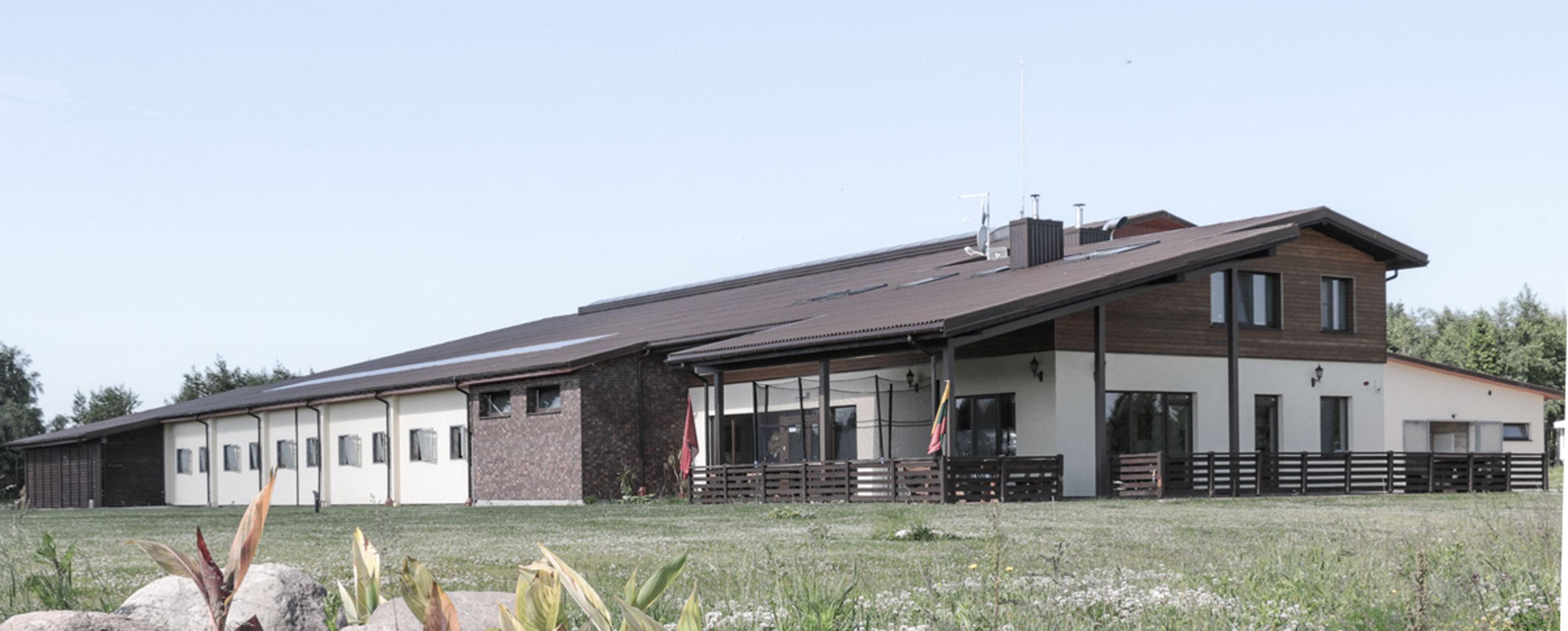 Jojimo centras Žirgas | A2X2 ARCHITEKTAI