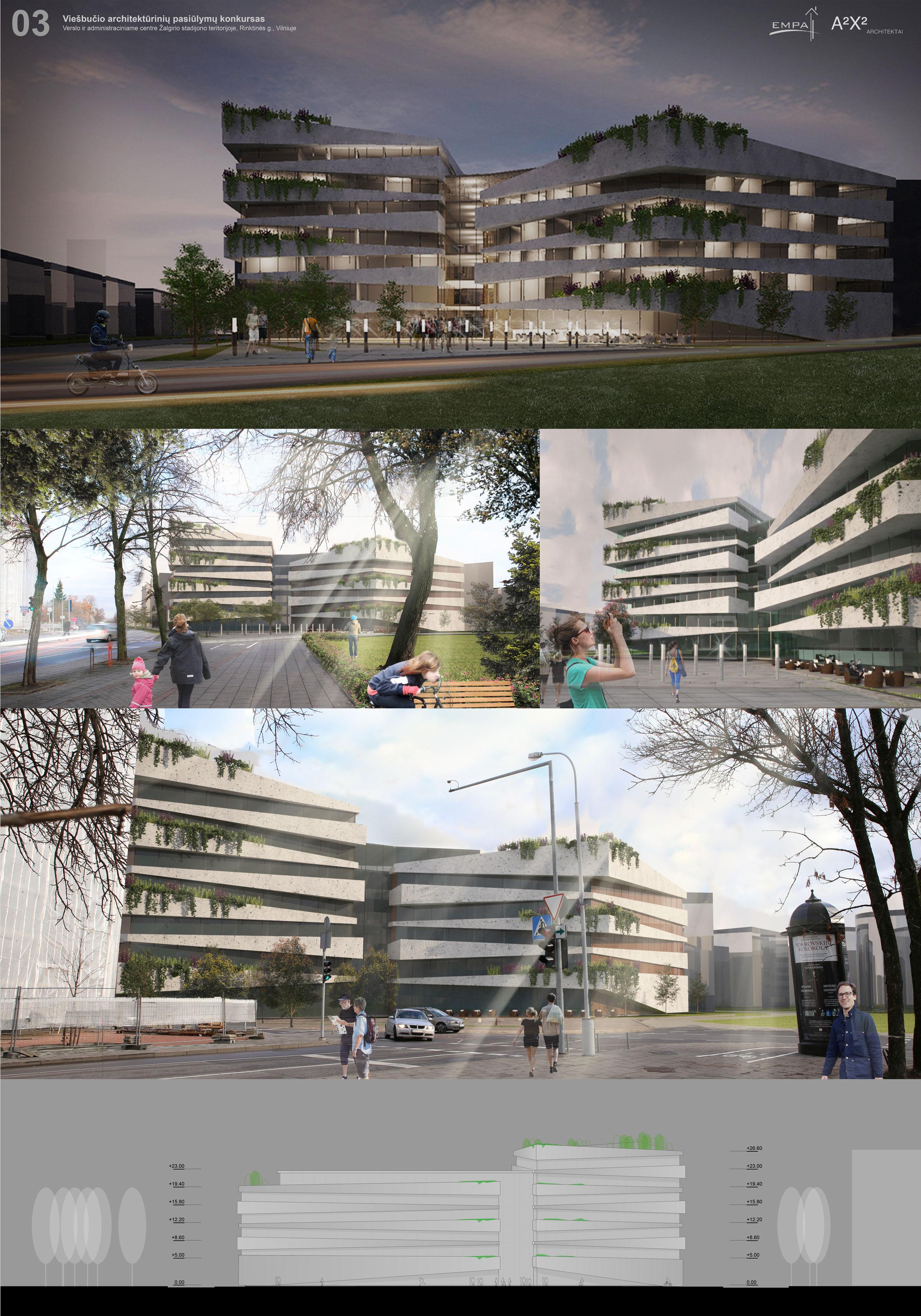 Viešbučio architektūrinių pasiūlymų konkursas