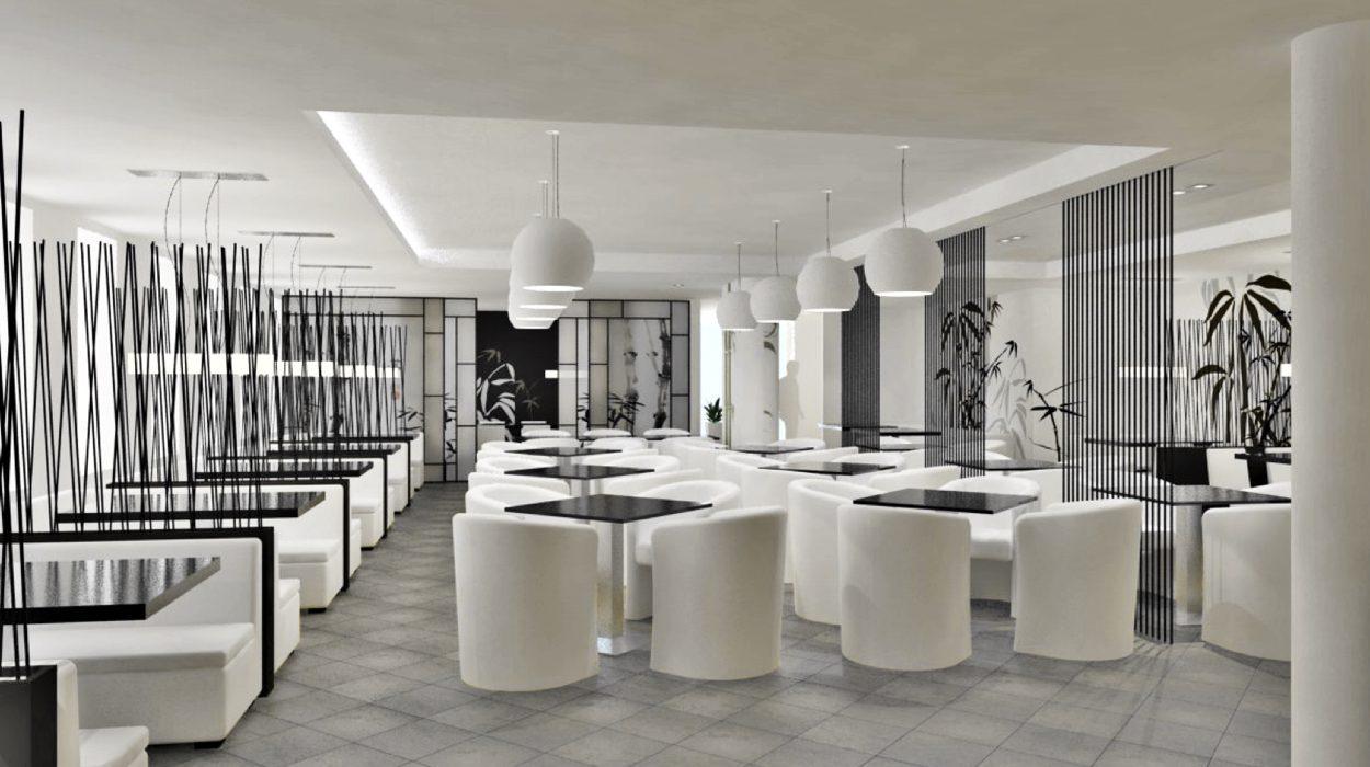 NABI azijos patiekalų restoranas | A2X2 ARCHITEKTAI